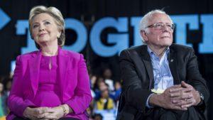 Hillary Clinton, Bernie Sanders, Wall Street, and America 2.0
