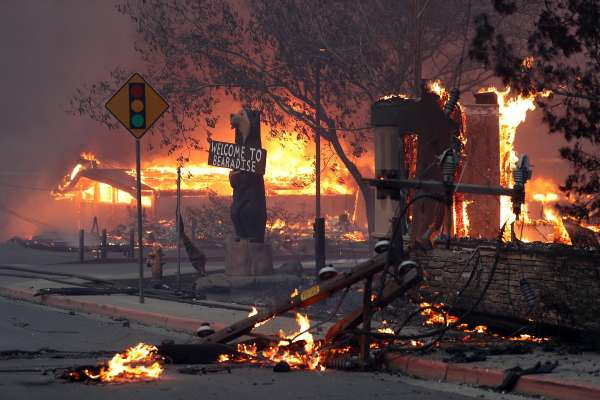 Read more about the article Impunity 2.0; Or, PG&E Just Wants to Let California Burn